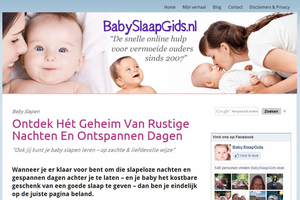 babyslaapgids