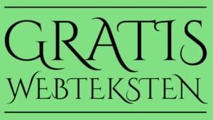 Tijd voor GRATIS webteksten(?)