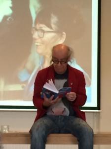 Hugo Koeman leest Hersenbloei