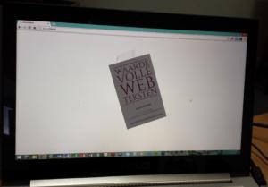 Is je website een visitekaartje?
